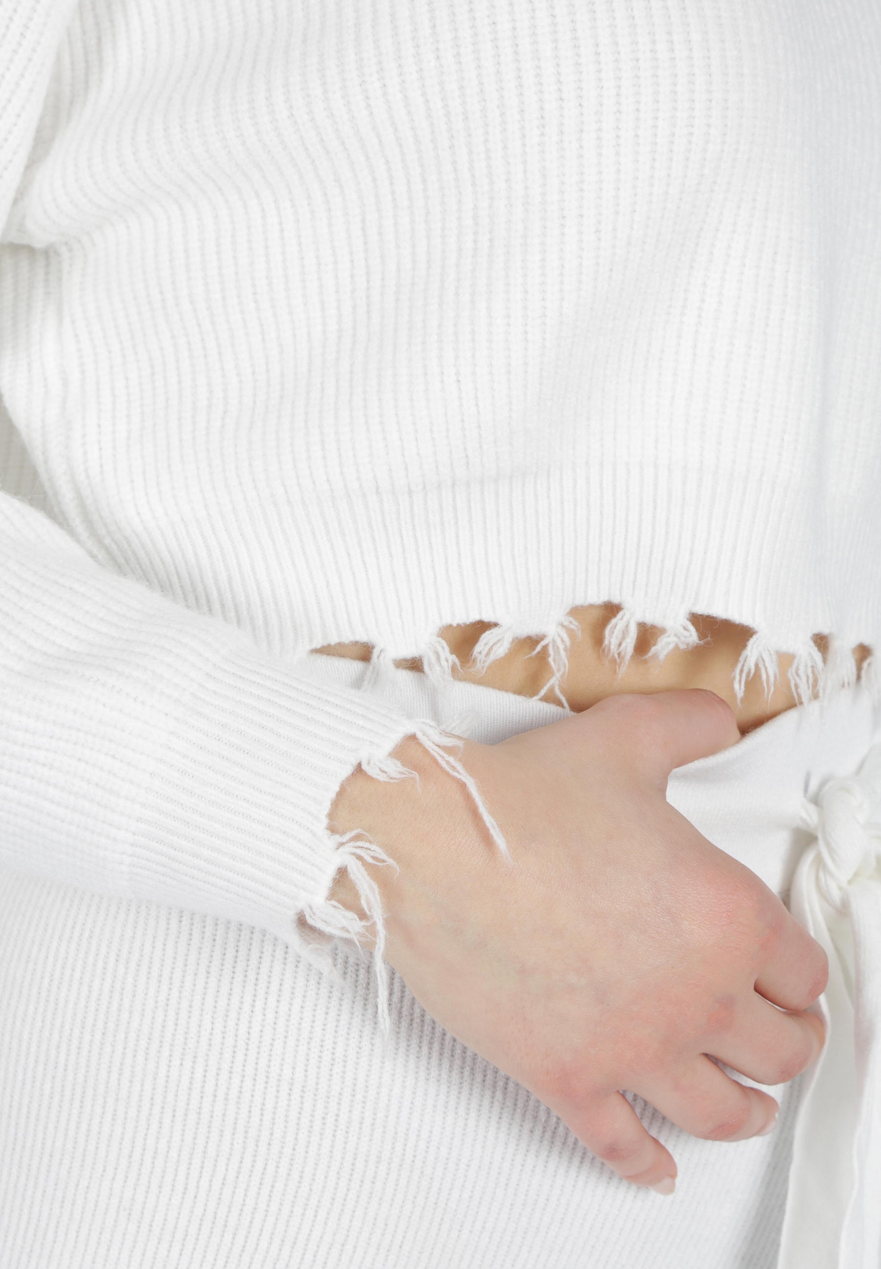 Home Pullover kurz