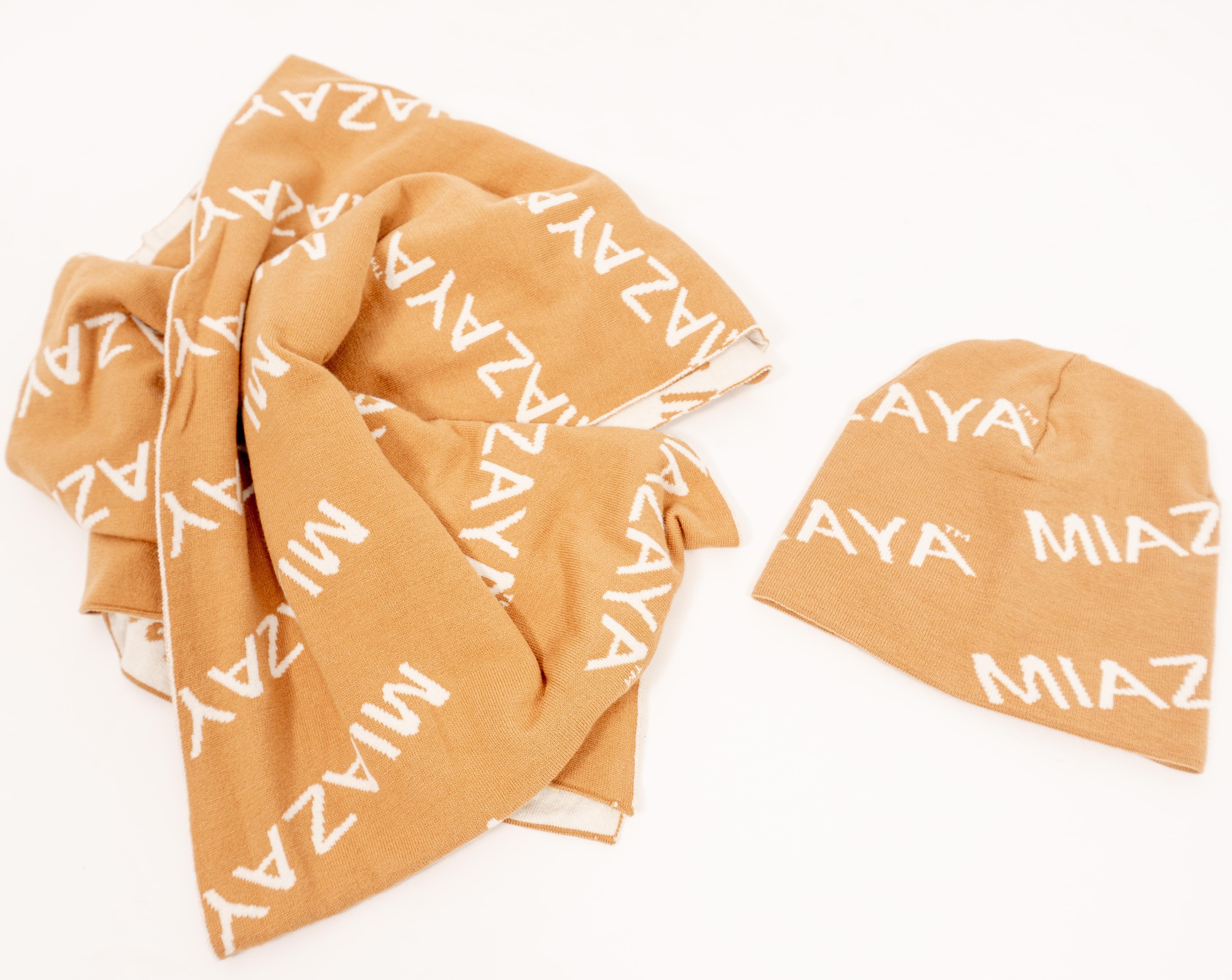 MiaZAYA Set (Mütze & Schal)
