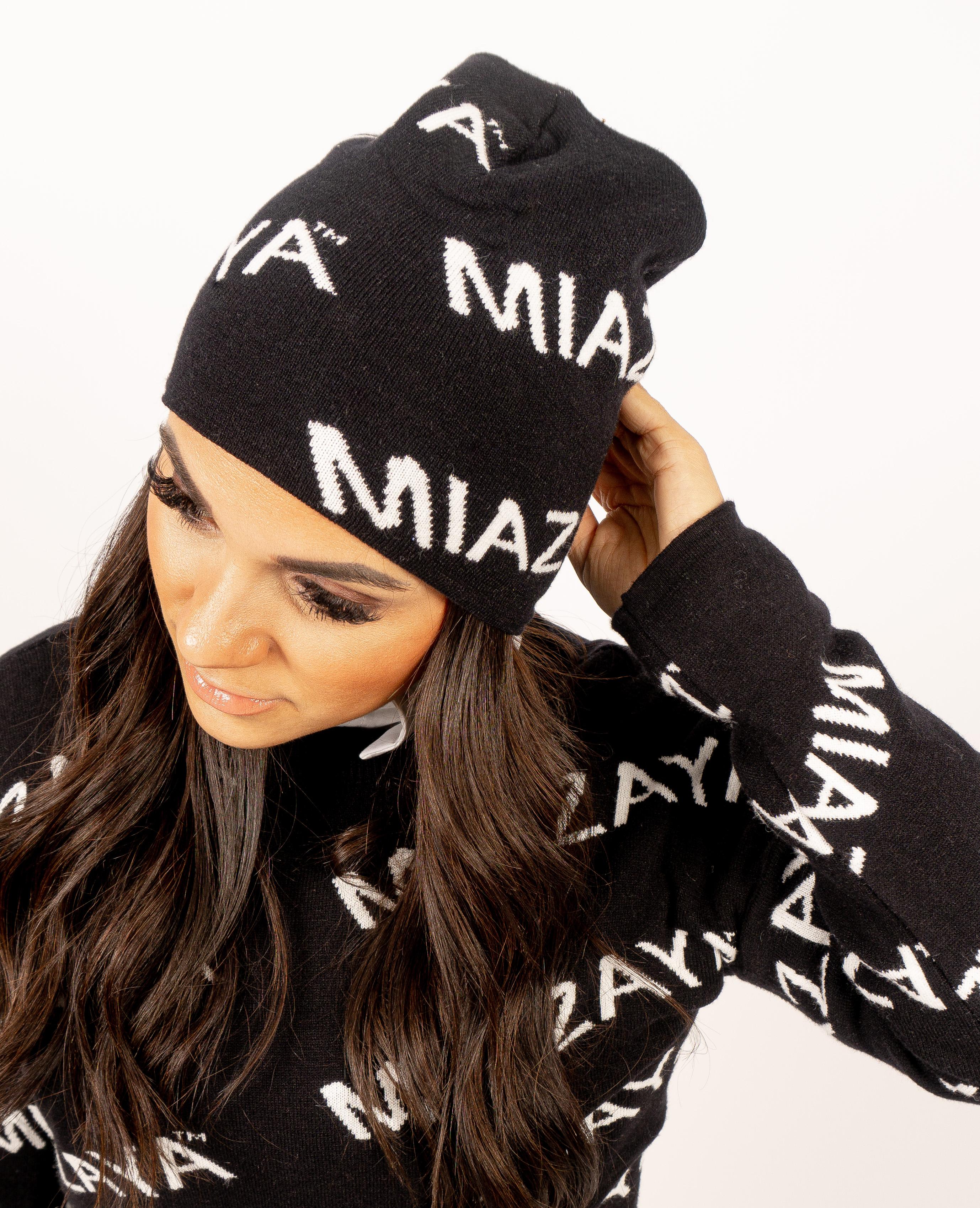 MiaZAYA Logo Mütze