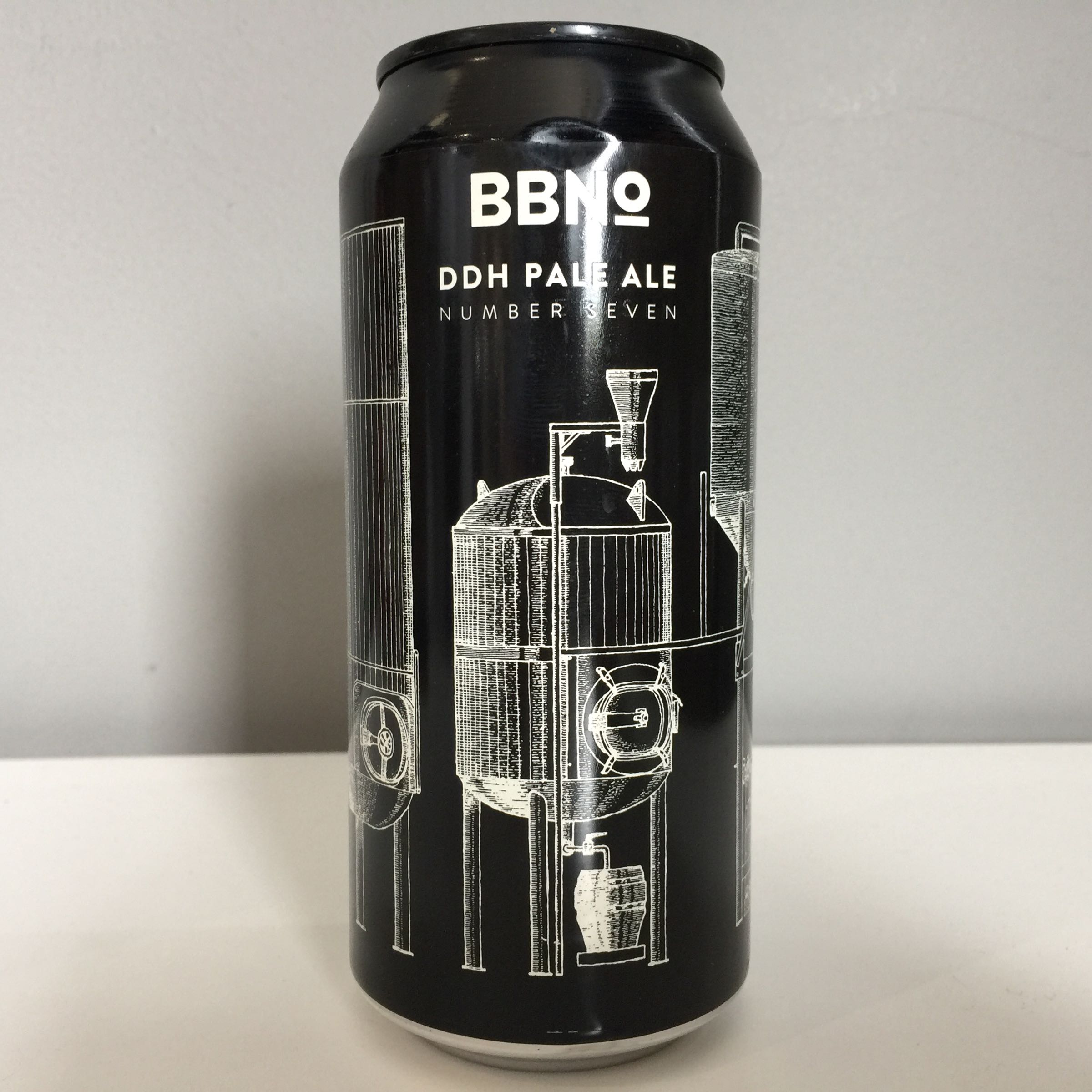 Brew By Numbers '42' DDH Pale Ale - Number 7 440ml 5.5% ABV