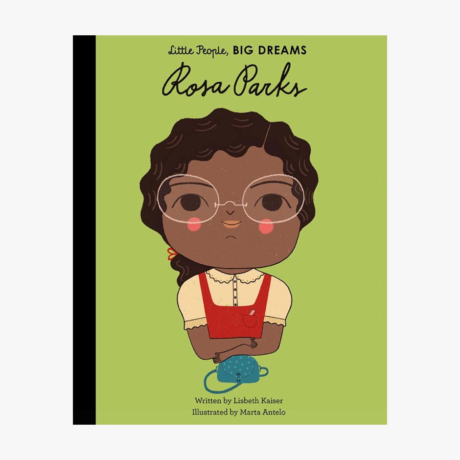 Rosa Parks - Little People Big Dreams Hardback