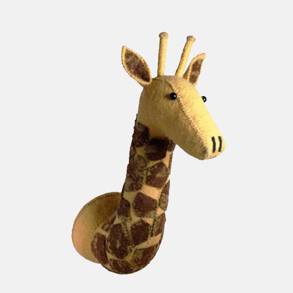 Fiona Walker - Mini Giraffe Head