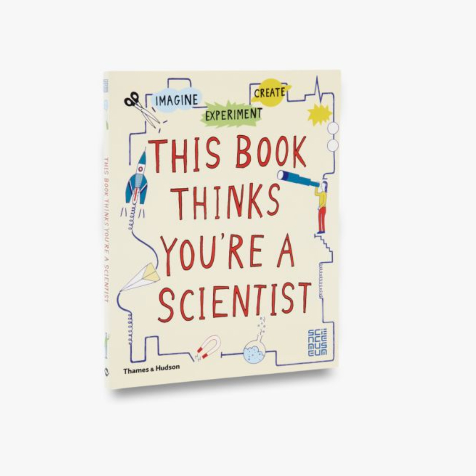 This Book Thinks You're a Scientist