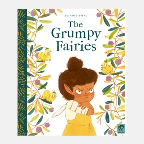 The Grumpy Fairies - Paperback Book