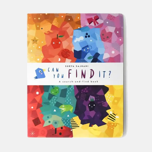 Wee Gallery - Can You Find Book