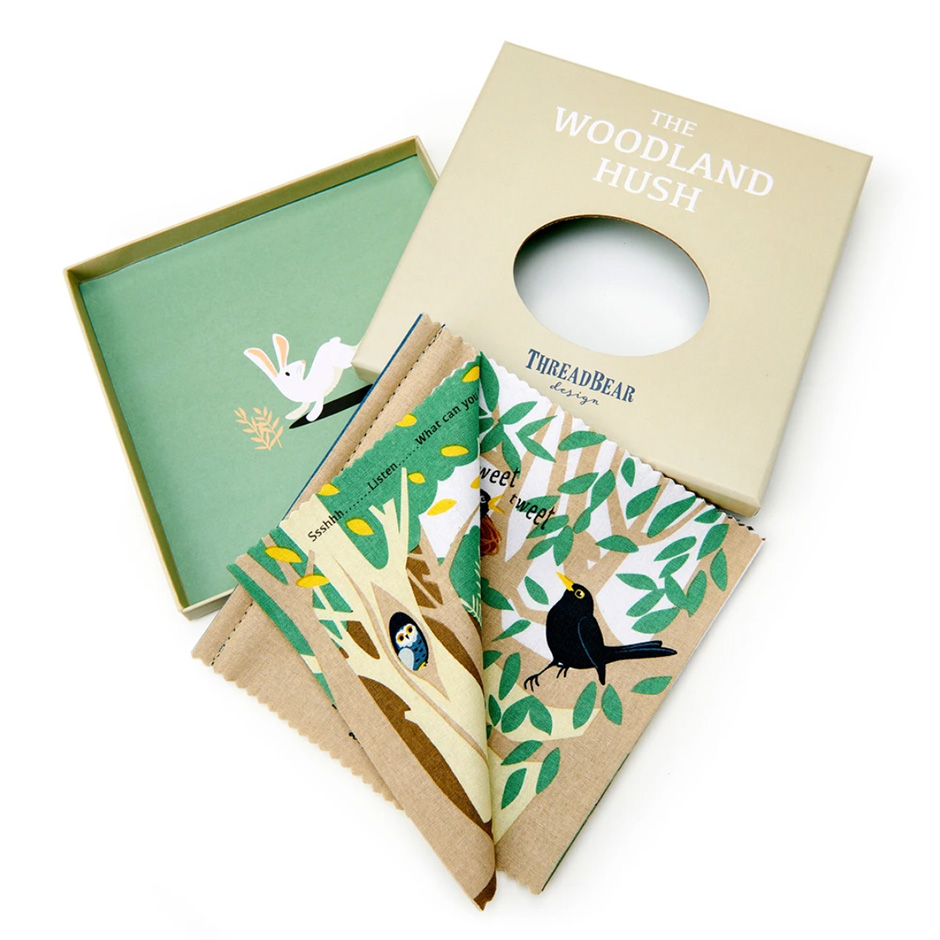 Threadbear Design - Rag Book