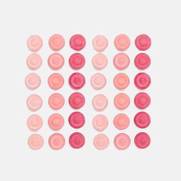 Grapat - Mandala Pink Flowers