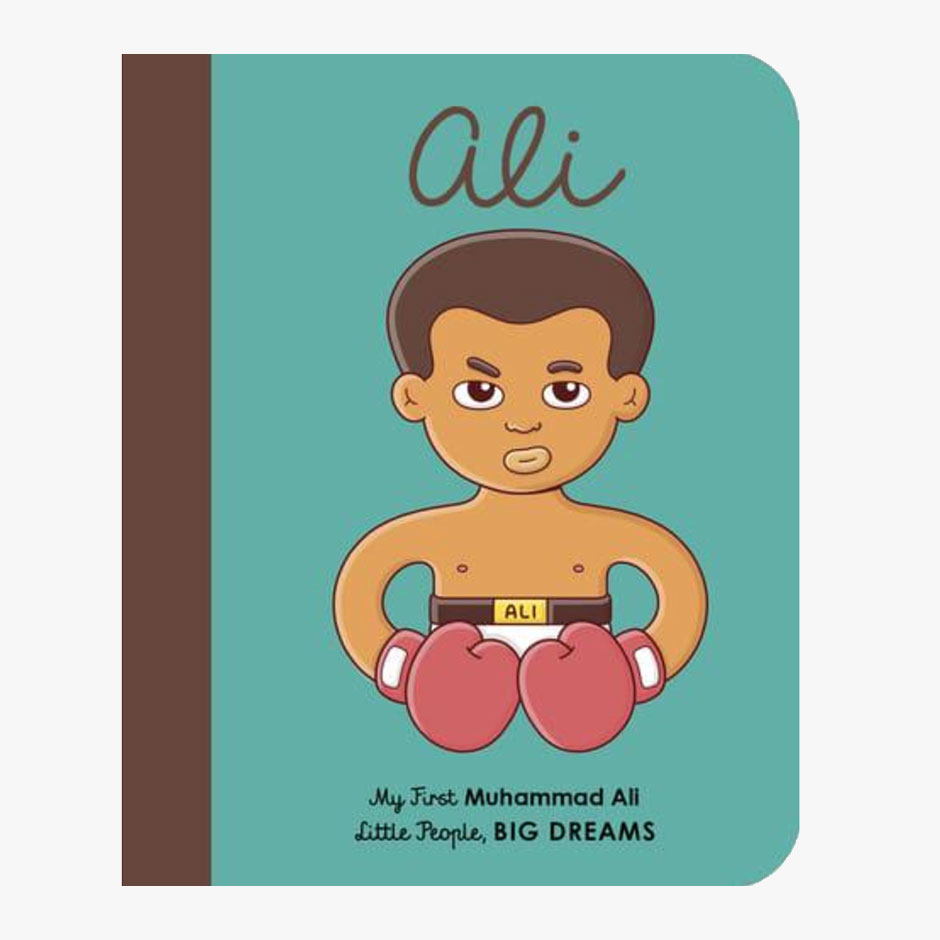 Muhammad Ali - Little People Big Dreams Board Book