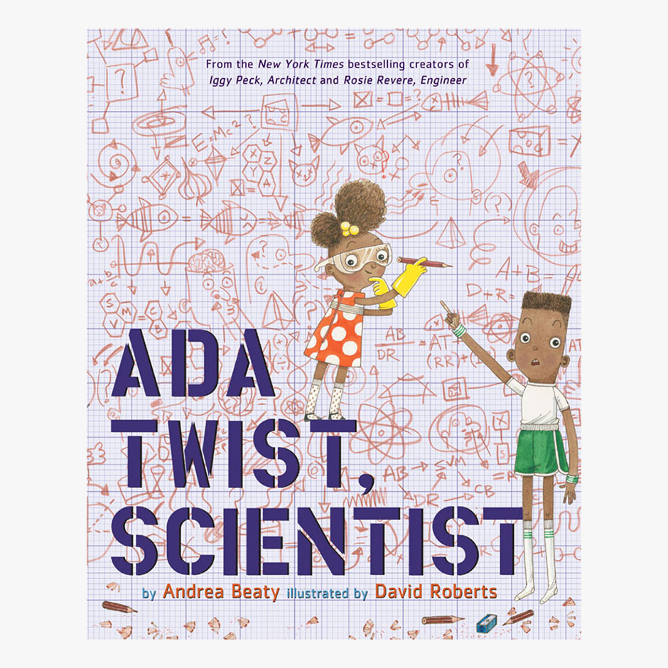 Ada Twist, Scientist Hardback Book