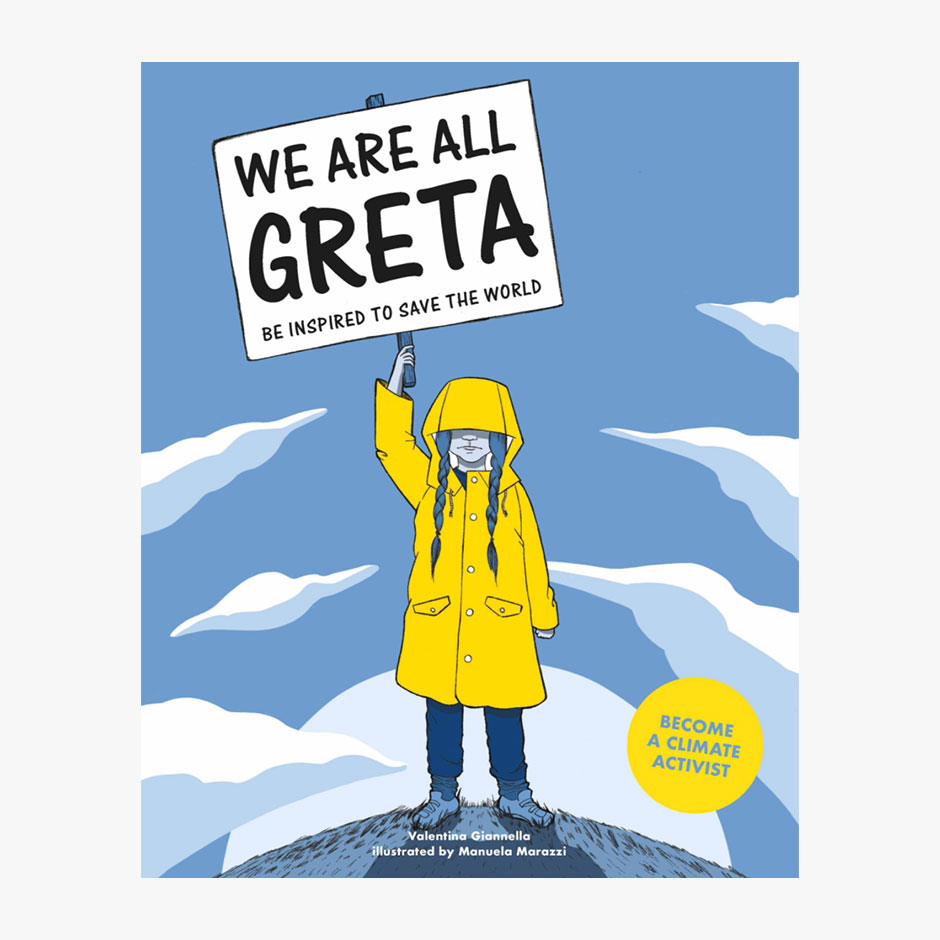 We Are All Greta Paperback Book