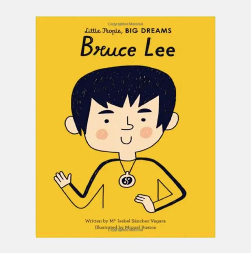 Bruce Lee - Little People Big Dreams Hardback