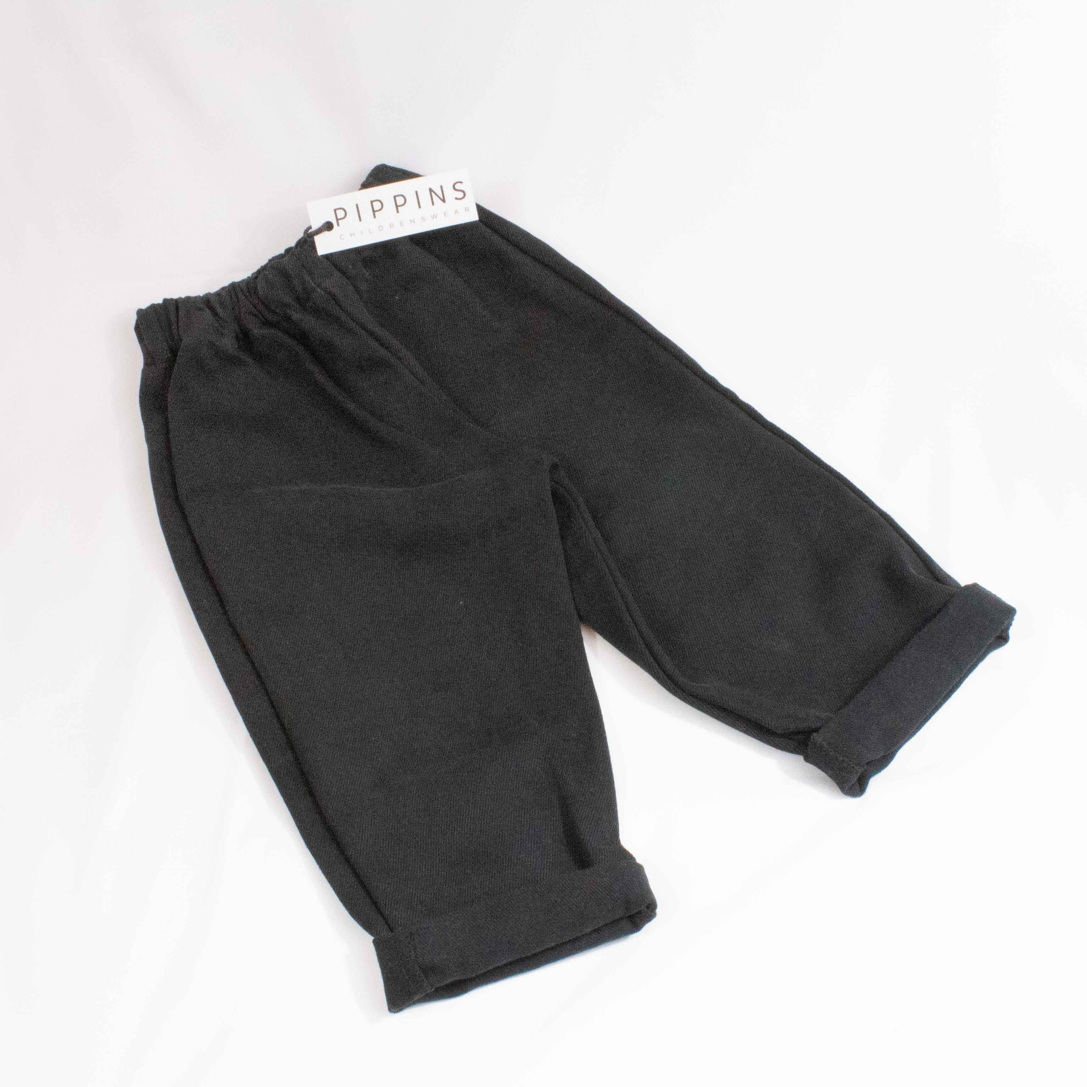 Pippins - Jeans Black (12-18 months only)