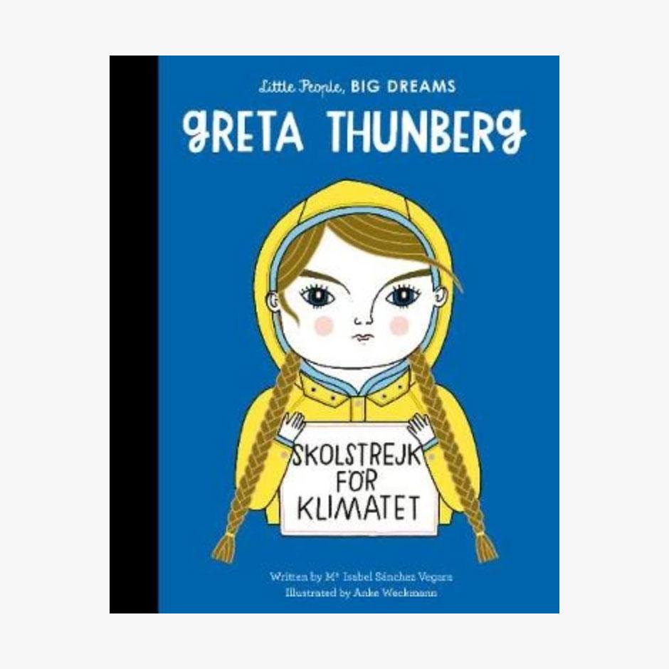 Greta Thunberg Little People Big Dreams Hardback