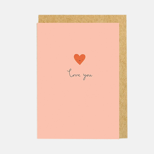 Shrew And Co - Love You Card