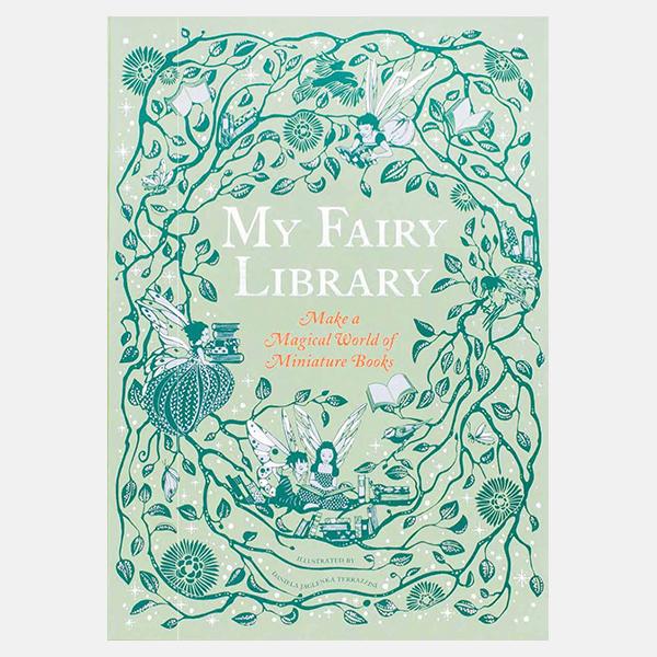 My Fairy Library - Make Miniature Books