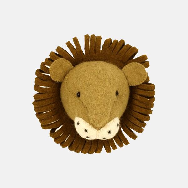 Fiona Walker - Mini Lion Head