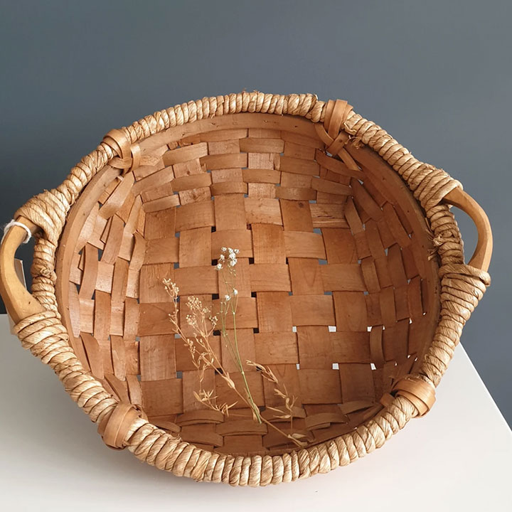 Coconeh - Wooden Storage Basket