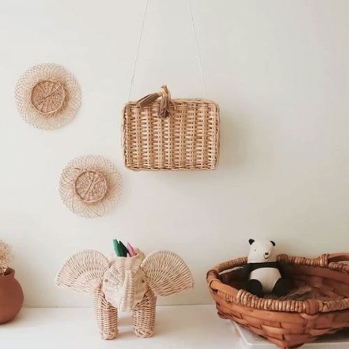 Coconeh - Wooden Storage Basket