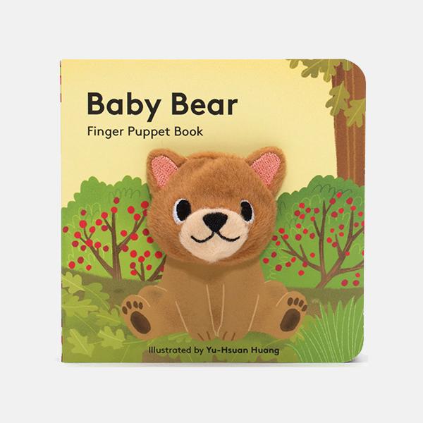 Animal Finger Puppet Board Books