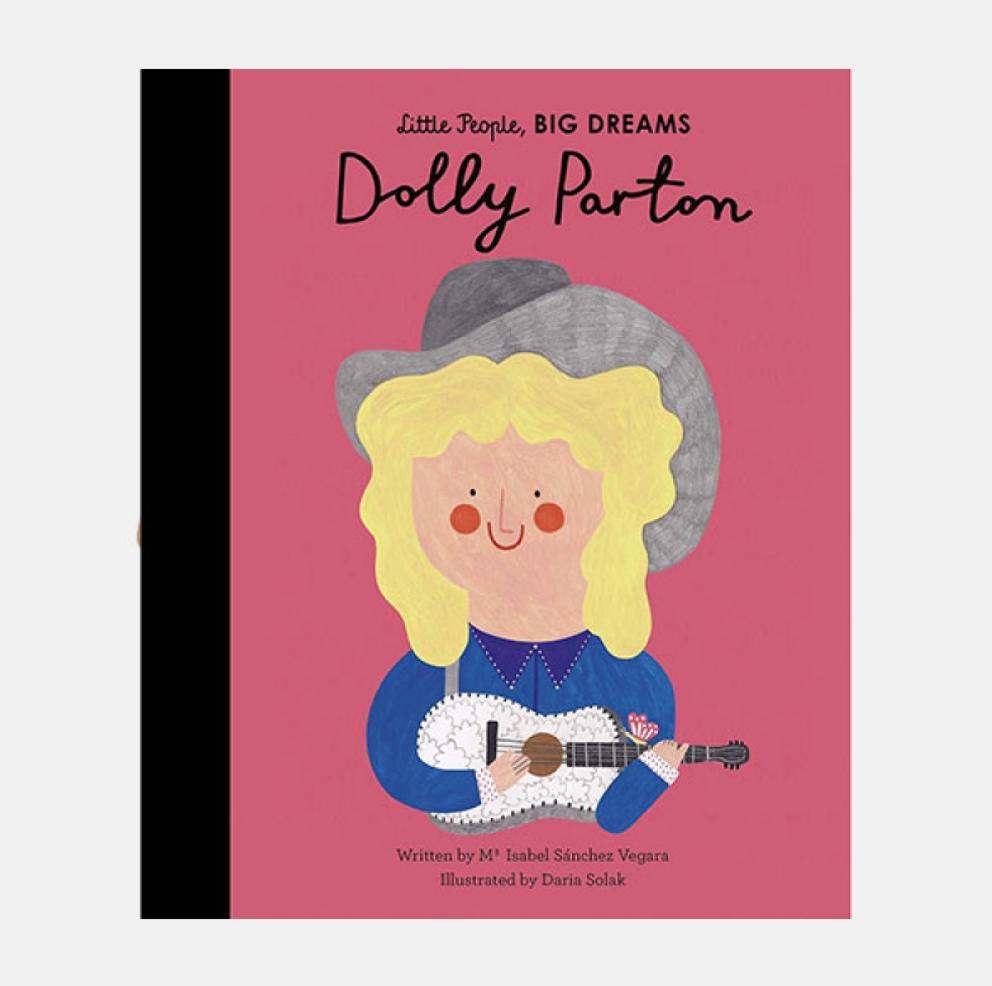 Dolly Parton - Little People Big Dreams Hardback
