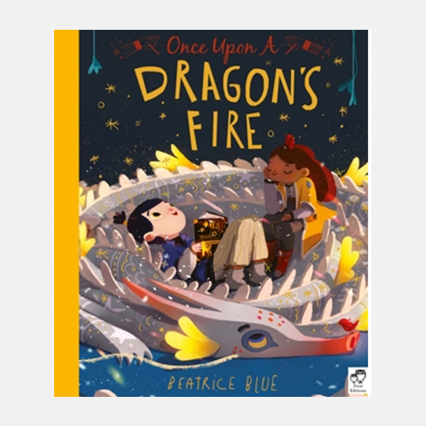 Once Upon A Dragon's Fire - Paperback Book