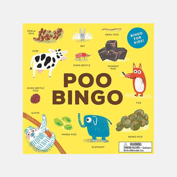 Poo Bingo Game