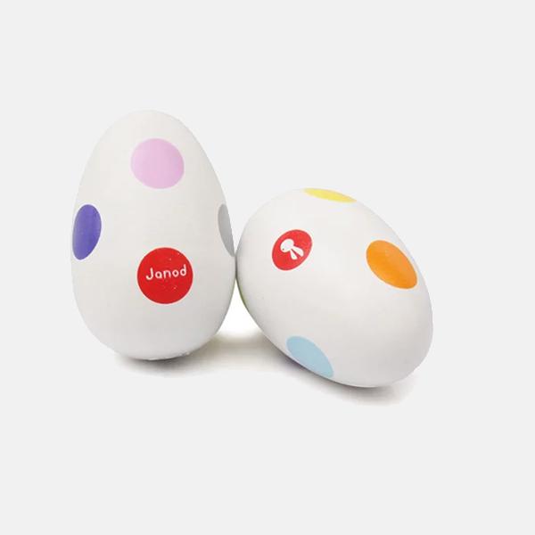Janod - Shaking Egg