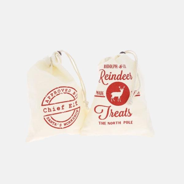 Fiona Walker - Mini Cotton Christmas Gift Bags