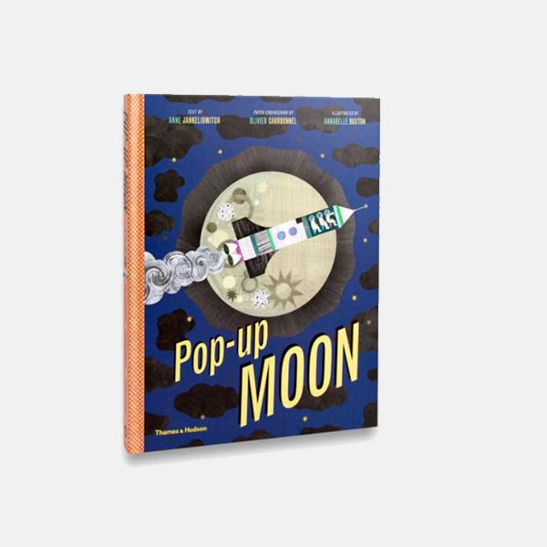 Pop Up Moon Book