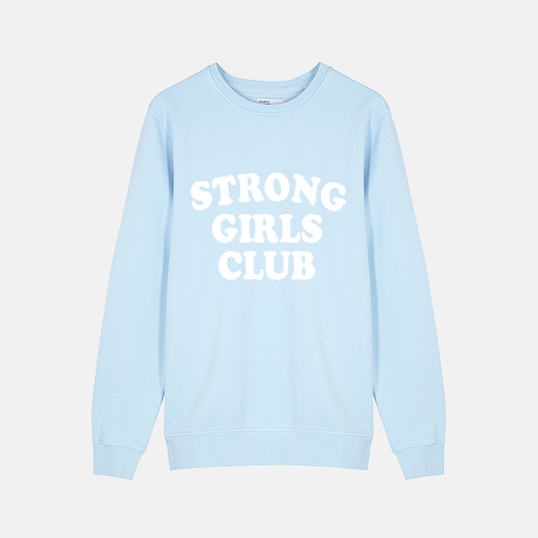 Muthahood - Adults Strong Girls Sweatshirt (Large only)