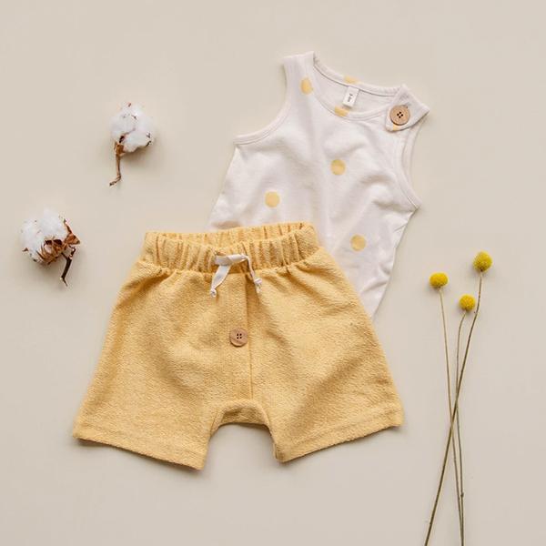 Organic Zoo - Shorts Sahara (1-2 years only)
