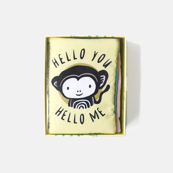 Wee Gallery - Hello Book