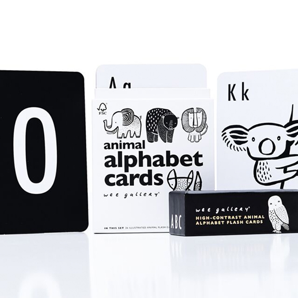 Wee Gallery - Flash Cards