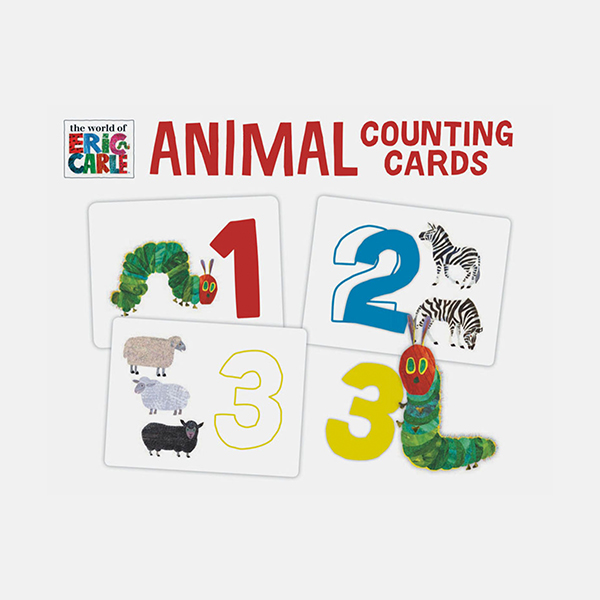 Eric Carle - Animal Counting Cards