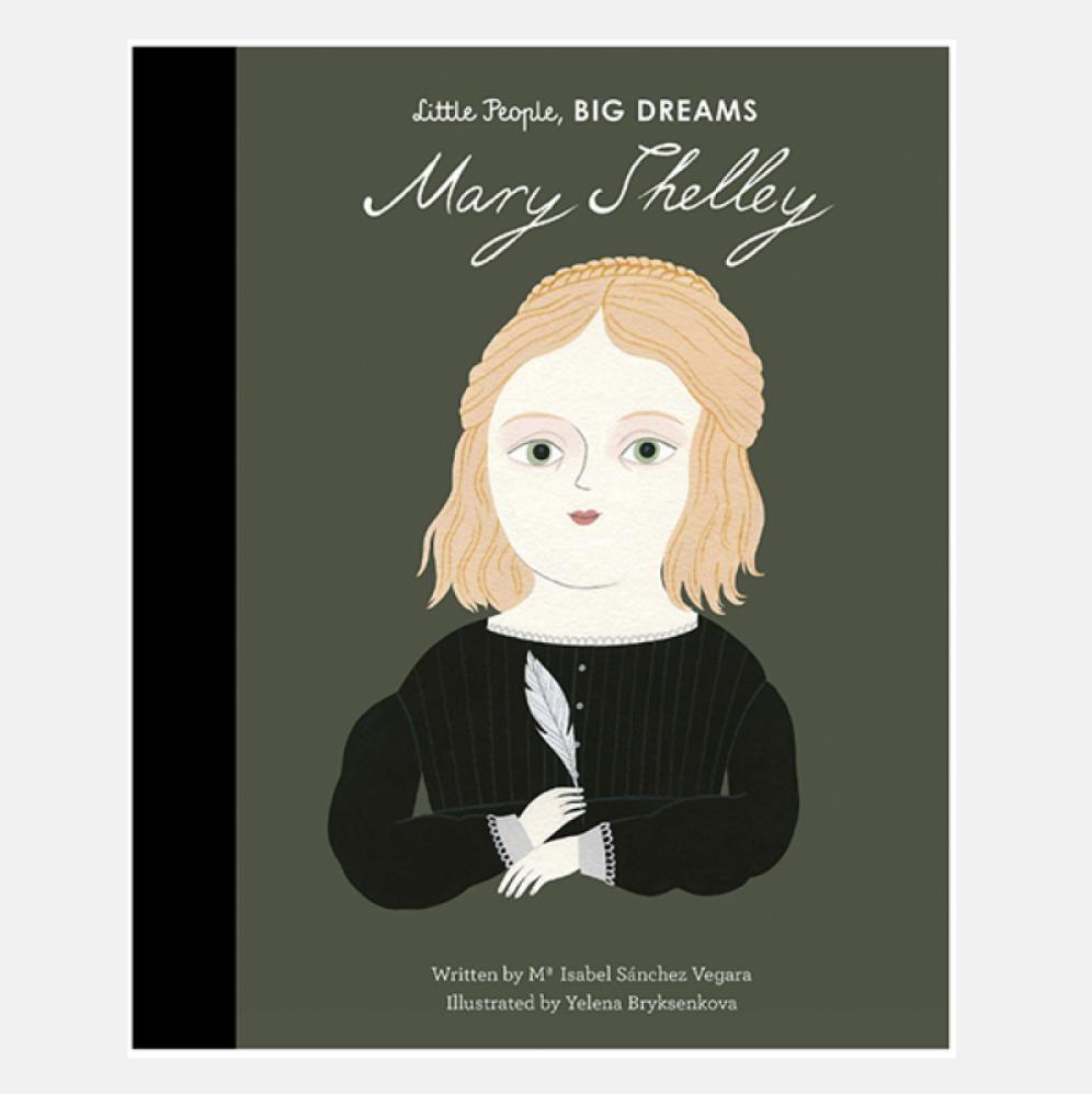 Mary Shelley Little People Big Dreams Hardback