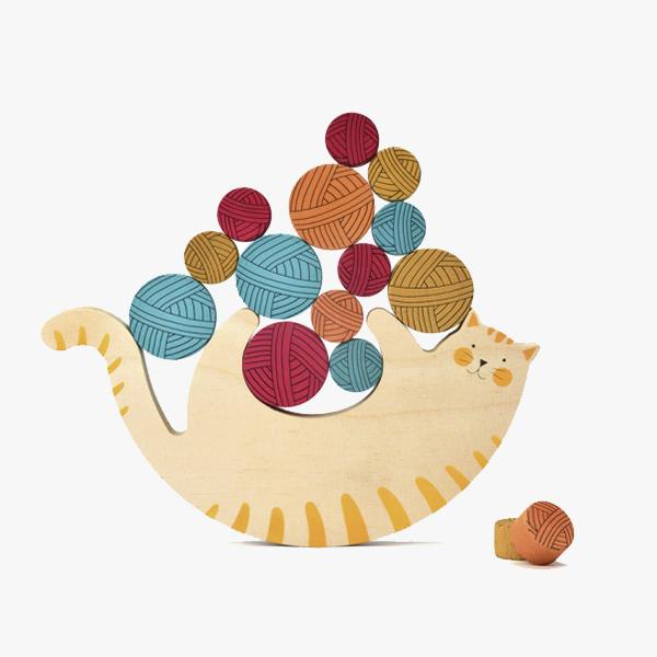 Londji - Meow Balancing Game