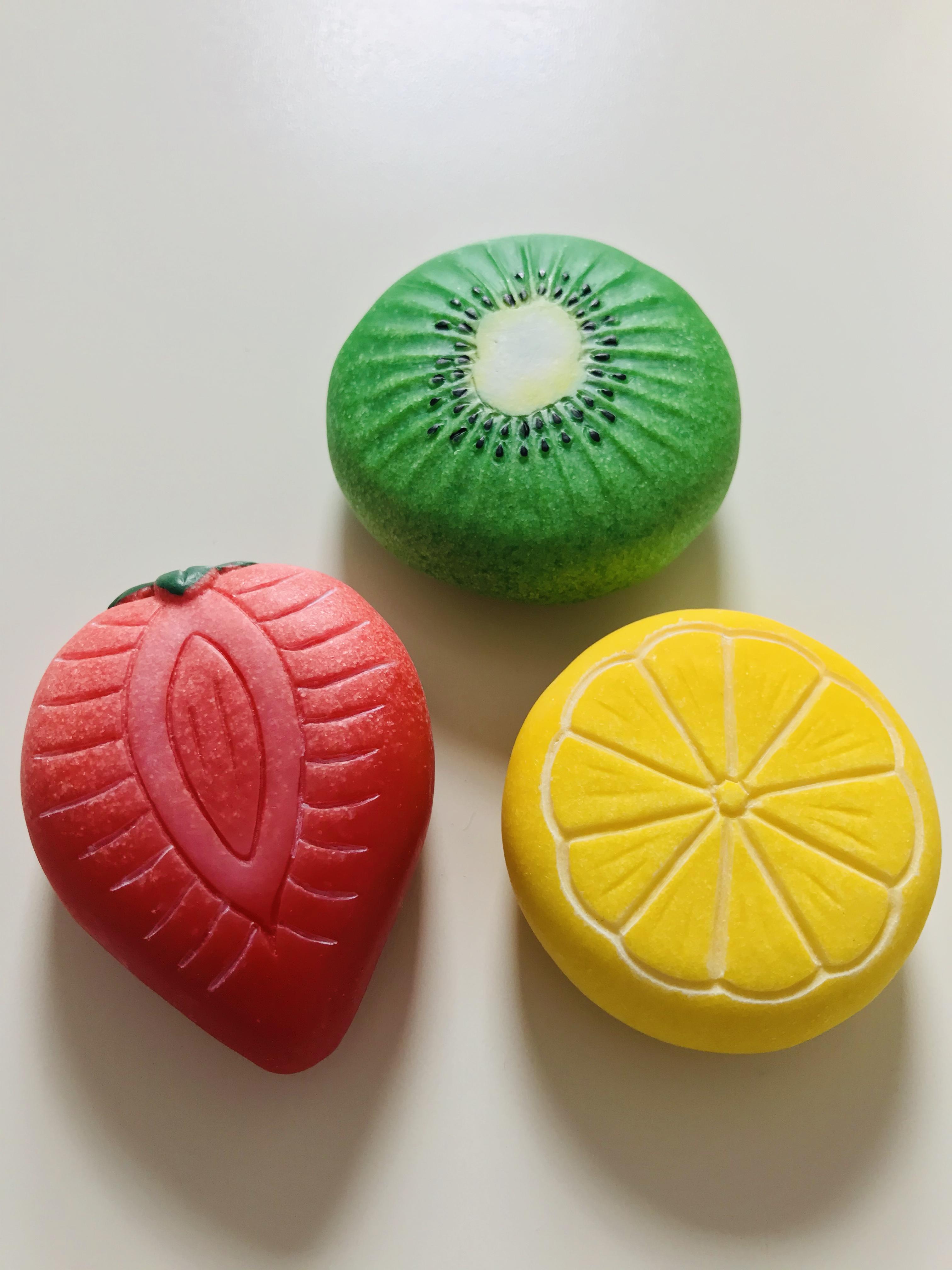 Yellow Door - Sensory Fruit Stones