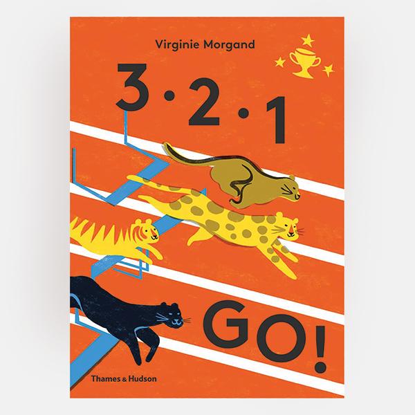 3 2 1 Go - Hardback Book