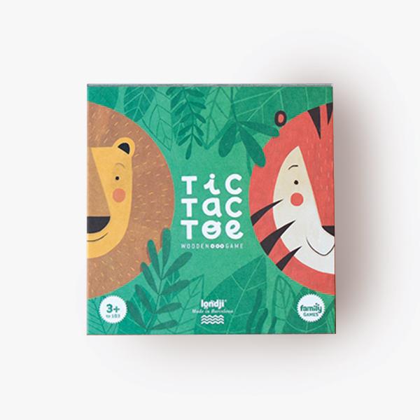 Londji - Tic Tac Toe