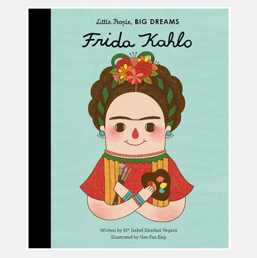 Frida Kahlo - Little People Big Dreams Hardback