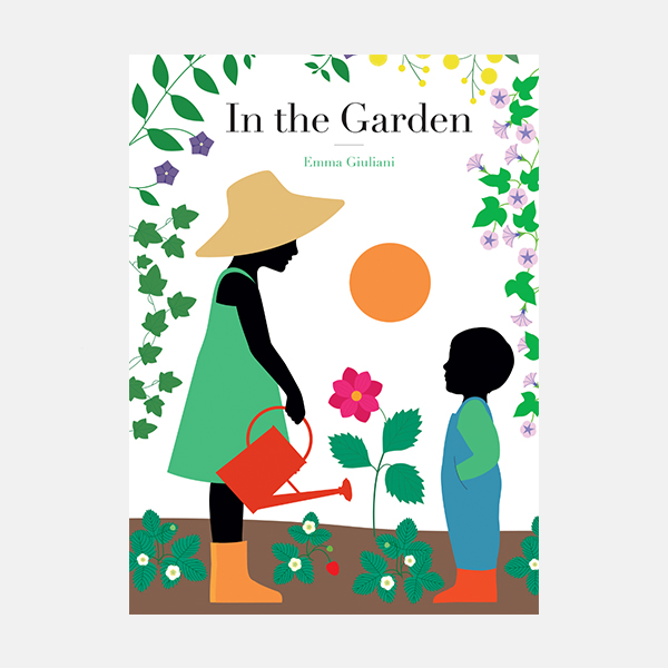 In The Garden - Hardback Book