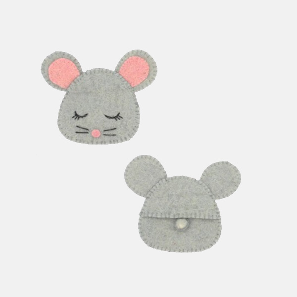 Fiona Walker - Sleepy Mouse Purse