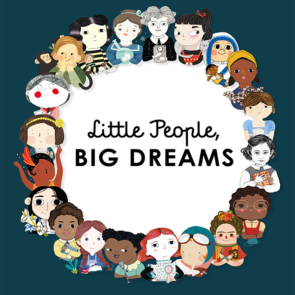 Paperback Little People Big Dreams - Paperback