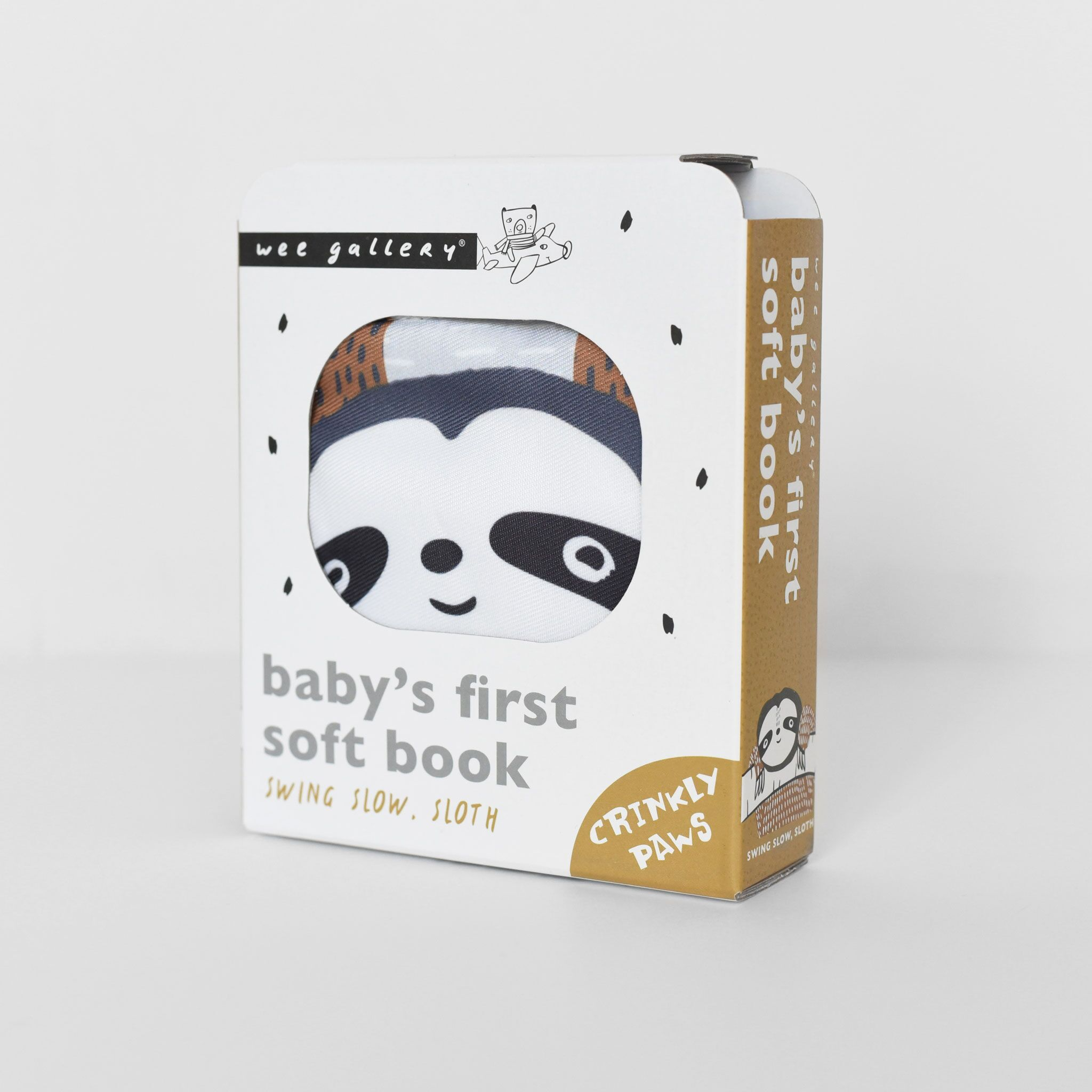 Wee Gallery - Baby's First Book