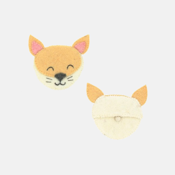 Fiona Walker - Sleepy Fox Purse