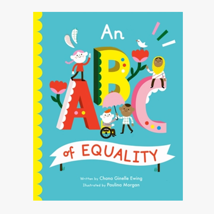 An ABC of Equality - Paperback Book