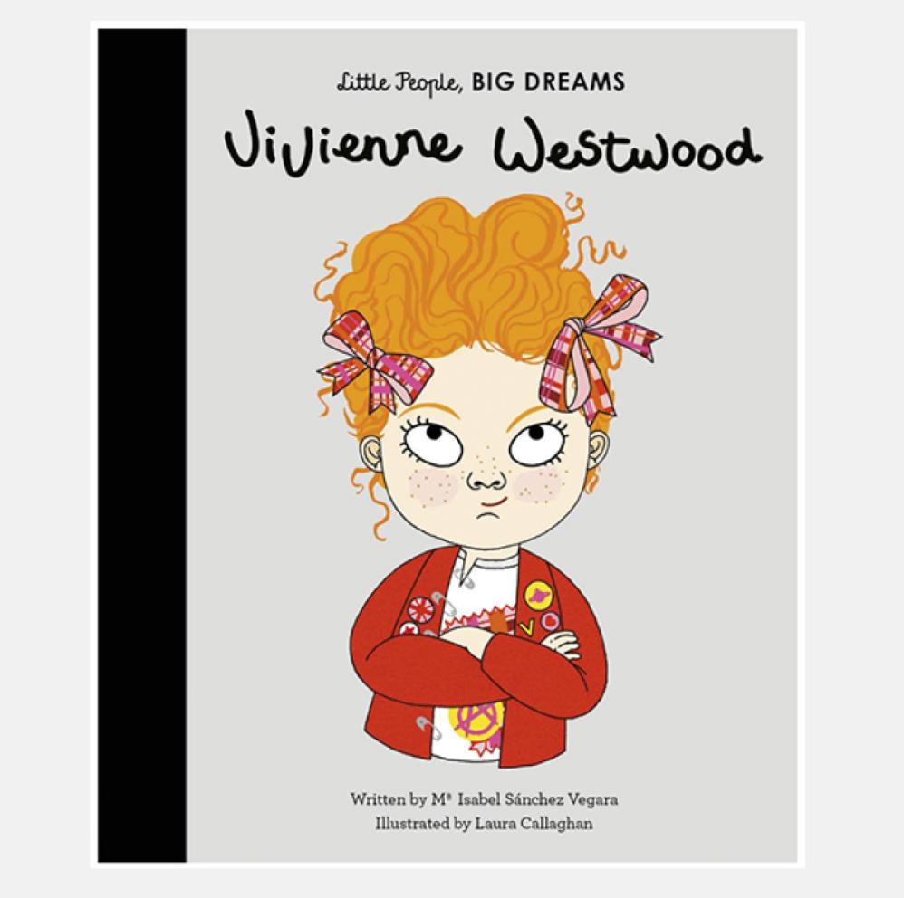 Vivienne Westwood - Little People Big Dreams Hardback