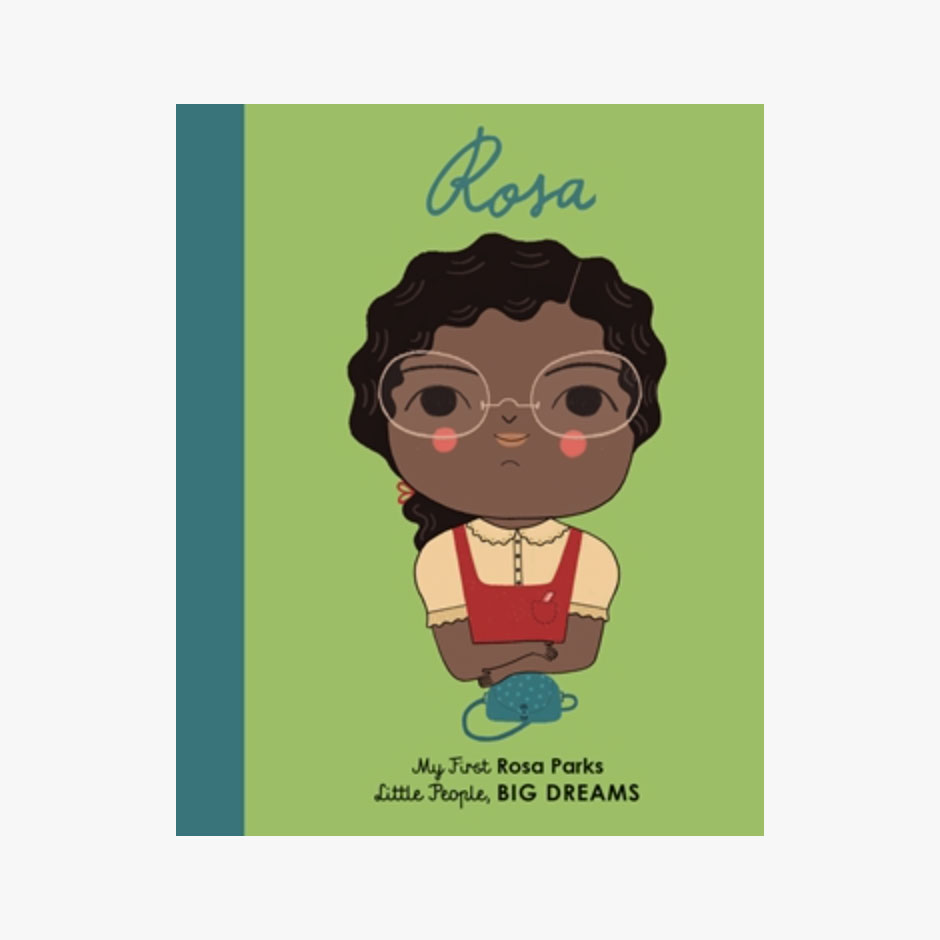 Rosa Parks - Little People Big Dreams Board Book