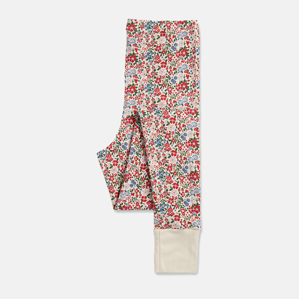 Sleepy Doe - Women's Leggings Winter Floral