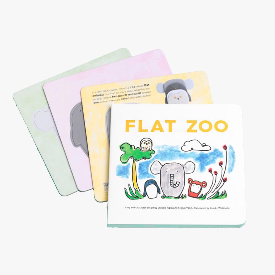 Flat Zoo
